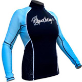 Petite photo de l'article Aquadesign Blue Sea top shirt neoprene kayak