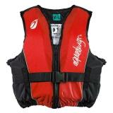 Petite photo de l'article Aquadesign Outdoor club Rouge gilet kayak voile