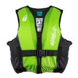 Petite photo de l'article Aquadesign Outdoor club Vert gilet kayak voile