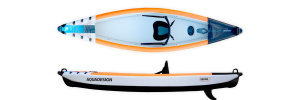 Petite photo de l'article Aquadesign Sedna 350 kayak gonflable