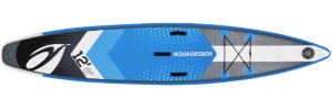 Petite photo de l'article Aquadesign Air Swift Sup gonflable competition