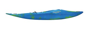 Petite photo de l'article Dagger Axiom 9.0 action kayak riviere