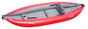 Petite photo de l'article Gumotex Twist 1 kayak gonflable