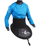 Petite photo de l'article Hiko Sirocco Jackpot 402 jupe kway manches longues kayak slalom