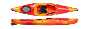 Petite photo de l'article Islander Jive kayak initiation loisirs