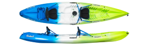 Petite photo de l'article Islander Paradise II kayak sit on top