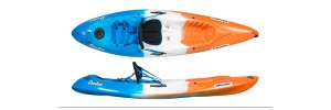 Petite photo de l'article Islander Paradise kayak sit on top