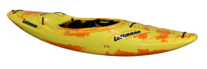 Petite photo de l'article Lettmann Rocky kayak riviere