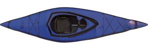 Petite photo de l'article Nortik Scubi 1 Kayak Gonflable