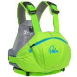 photo de Palm FX gilet kayak riviere vert