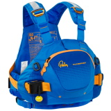 photo de Palm FXr pfd bleu gilet kayak riviere