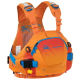 photo de Palm FXr pfd orange gilet kayak riviere