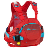 photo de Palm FXr pfd rouge gilet kayak riviere
