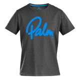 Petite photo de l'article Palm Classic script logo tshirt