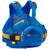 Petite photo de l'article Palm Extrem pfd bleu gilet kayak riviere