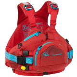 Petite photo de l'article Palm Extrem pfd rouge gilet kayak riviere