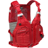 Petite photo de l'article Palm Kola angler gilet kayak peche rouge