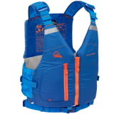 Petite photo de l'article Palm Meander Highback pfd bleu gilet kayak touring