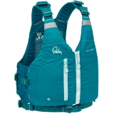 Petite photo de l'article Palm Meander women gilet kayak rando femme turquoise