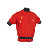 photo de Palm Mistral short  anorak kayak manches courtes