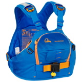 Petite photo de l'article Palm Nevis pfd bleu gilet kayak riviere