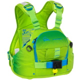 Petite photo de l'article Palm Nevis pfd vert gilet kayak riviere