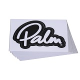 Petite photo de l'article Palm Script stickers autocollants Palm
