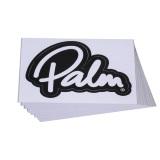Petite photo de l'article Palm Script logo stickers autocollants Palm
