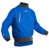 photo de Palm Surge jacket bleu anorak kayak riviere