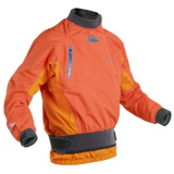 photo de Palm Surge jacket orange anorak kayak riviere