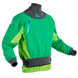 photo de Palm Zenith jacket vert anorak kayak riviere