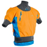 photo de Palm Zenith short orange anorak manches courtes