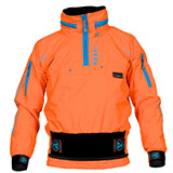 photo de Peak Adventure double orange anorak kayak mer