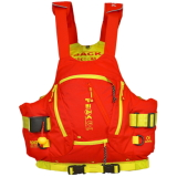 photo de Peak River guide rouge gilet kayak riviere