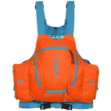 Petite photo de l'article Peak River vest orange gilet kayak riviere