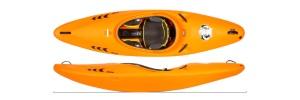 Petite photo de l'article Prijon Curve 3.5 kayak riviere creek