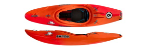 Petite photo de l'article Pyranha 9R II stout kayak riviere