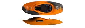 Petite photo de l'article Pyranha Jed kayak freestyle