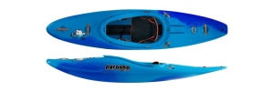 Petite photo de l'article Pyranha Ripper kayak riviere