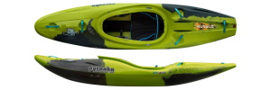 Petite photo de l'article Pyranha Scorch L kayak riviere