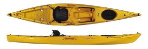Petite photo de l'article VENTURE ISLAY 14 SOT kayak rando