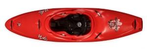 Petite photo de l'article Waka Gangsta kayak riviere