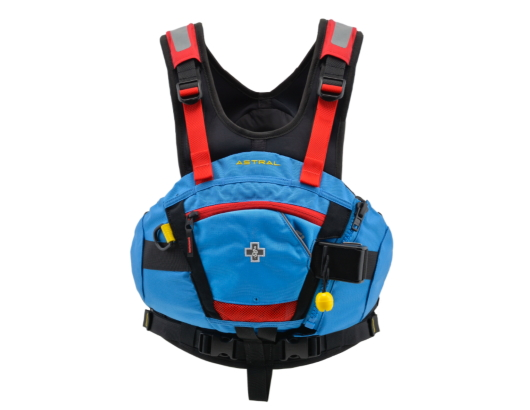 photo de l'article Astral Serpent 2.0 pfd big water gilet kayak riviere