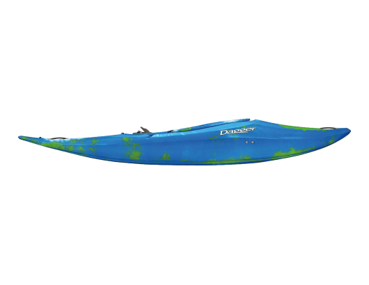 Dagger Axiom action kayak riviere