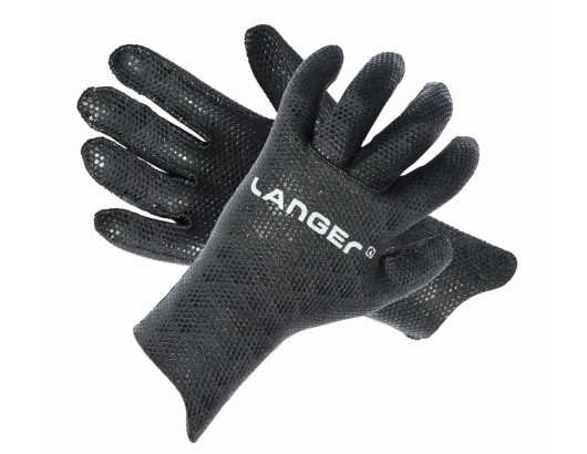 Langer Ergo gloves gants neoprene