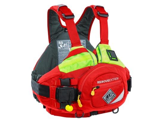 Palm Rescue Extrem gilet secours pompiers