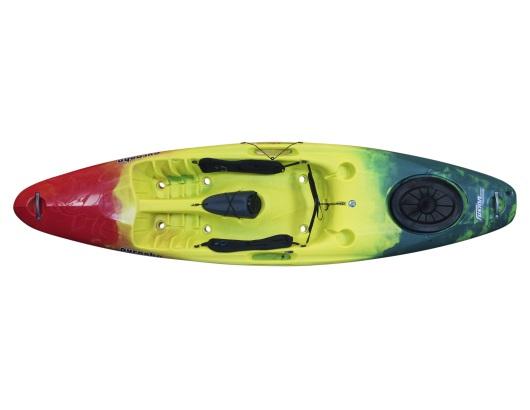 Pyranha Fusion sot  kayak sit on top