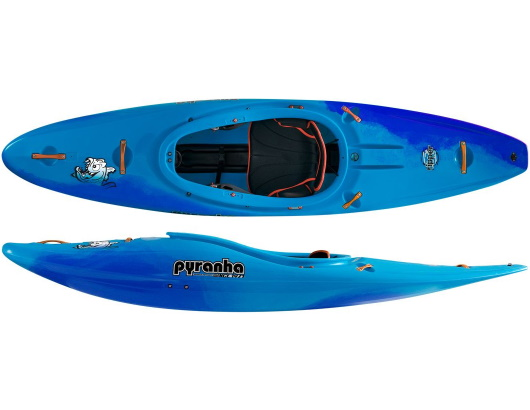 photo de Pyranha Ripper kayak riviere